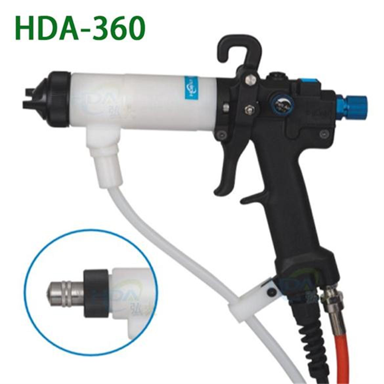 HONGDA SPRAY HDA-360 water based electrostatic spray paint coating gun