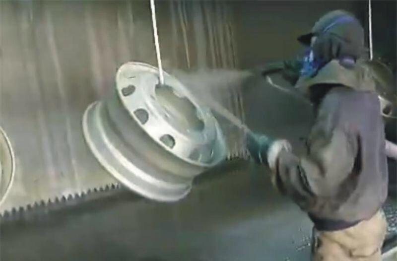 electrostatic spray paint gun |www.hdaspraygun.com