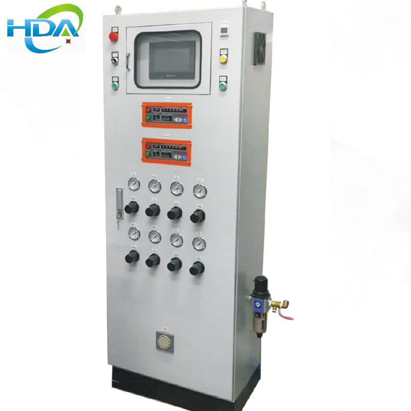HDA coating PLC control system